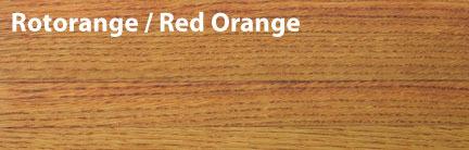Тонировка паркета красно-оранжевый (red orange)