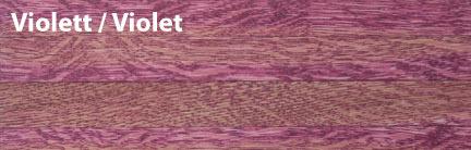 Тонировка паркета фиолетовый (violet)