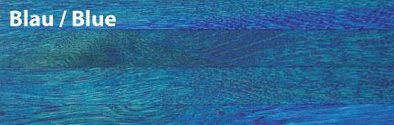 Тонировка паркета голубой (blue)