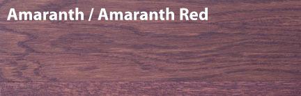 Колеровка паркета амарант/amaranth