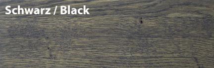 Колеровка паркета черный (black)